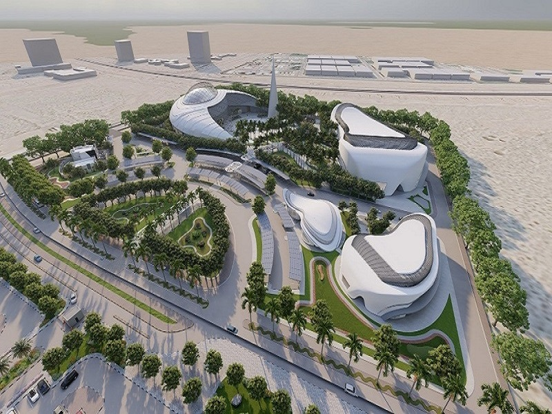 CULTURAL CENTRE BUILDINGS FOR JAZAN CITY FOR PRIMARY DOWNSTREAM INDUSTRIES